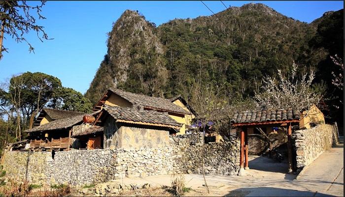 ngôi nhà của pao ở Hà Giang