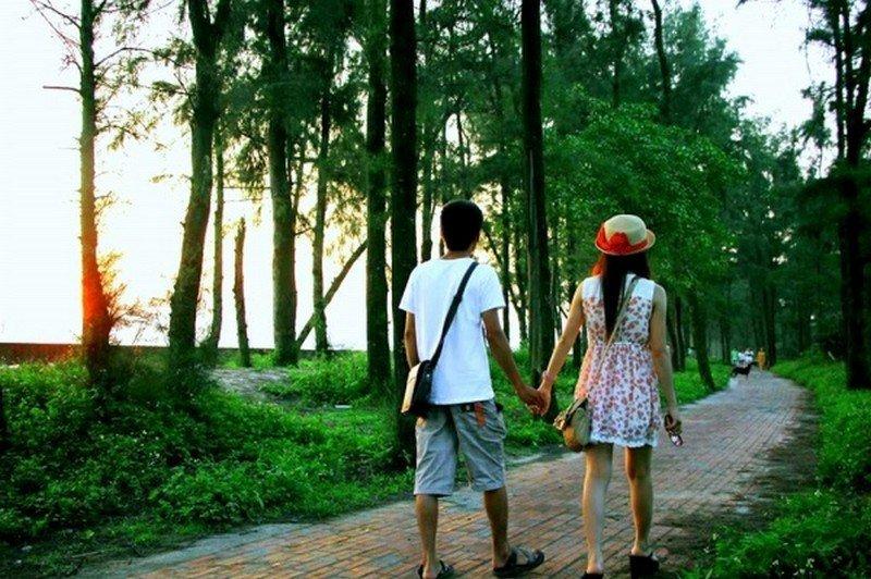 con đường tình yêu ở cô tô