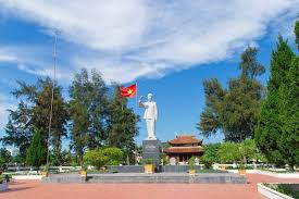quần thể khu di tích lưu niệm Hồ Chí Minh